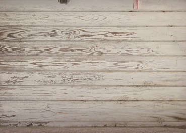 wood painted white planks stains grain siding