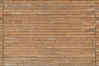wood planks painted siding