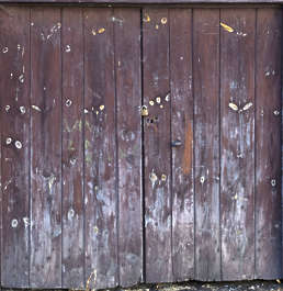 wood painted old planks cracked weathered dirty siding