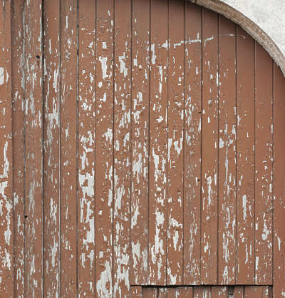 wood planks plank old painted weathered siding