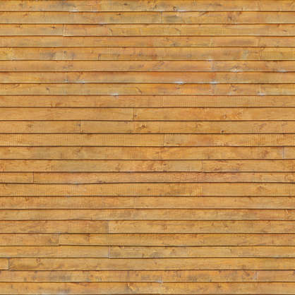 wood planks siding