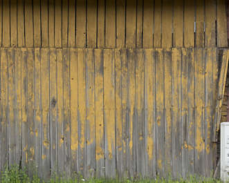 wood planks painted weathered old siding