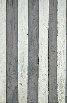 wood planks painted old faded stripes striped siding
