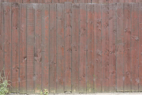 wood wooden plank planks fence painted UK siding