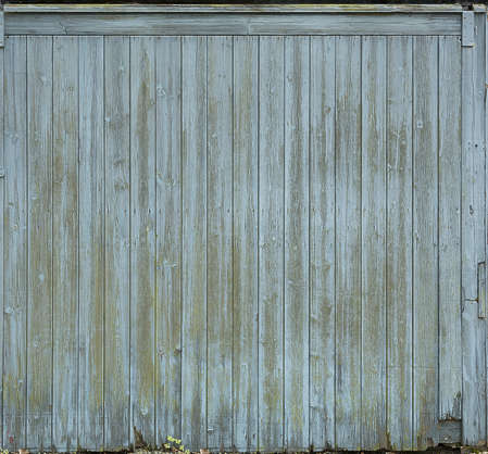 wood wooden plank planks painted fence dirty UK siding