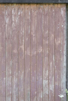 wood wooden plank planks painted UK siding