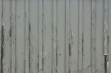 wood planks painted UK siding