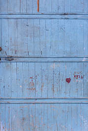 wood planks painted door morocco siding