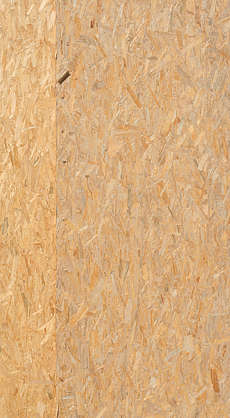 wood particle board