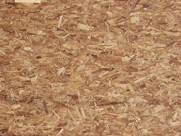 coarse particleboard wood plate plywood chips board