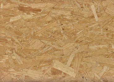 wood plate clean coarse particleboard woodchips