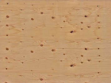 plywood wood plate clean knots grain
