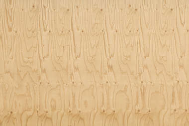 wood plywood bare raw new clean