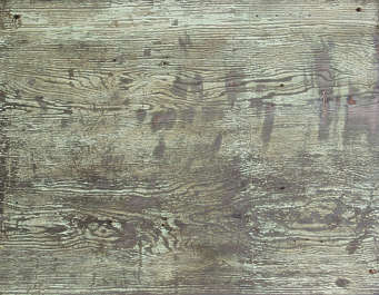 wood plates plywood painted bare grain old closeup