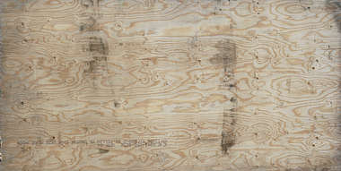 wood plywood plate old