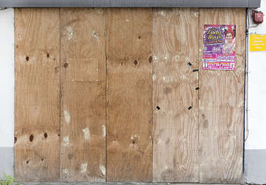 wood wooden plywood old UK