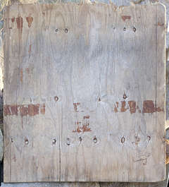 wood wooden plank planks plywood old UK