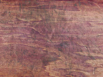 wood painted dirty plywood weathered