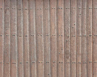wood planks plank studded old