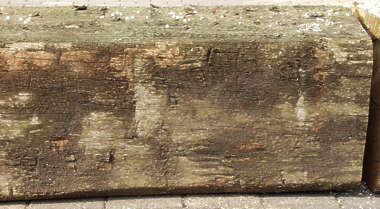 wood old rough dirty